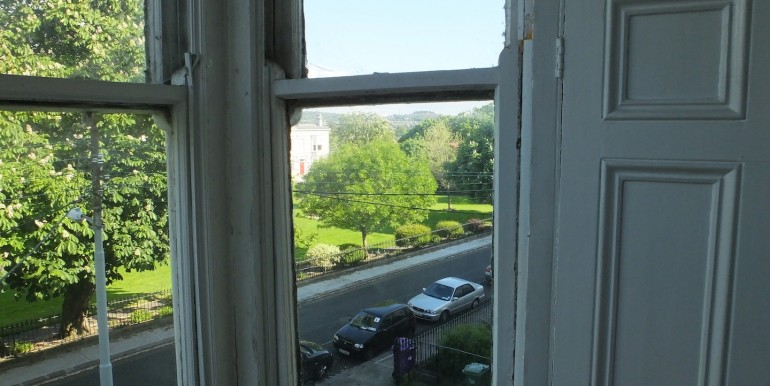 view of park from drawing room 2