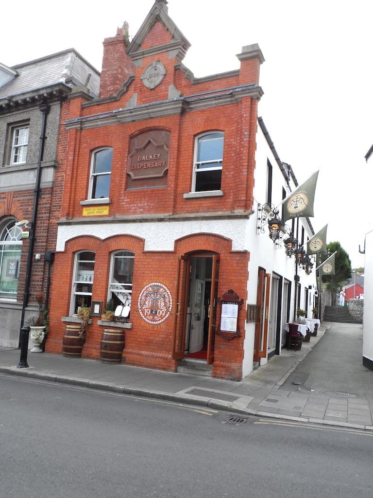 Castle St, Dalkey – Restaurant