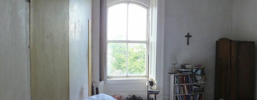 3 rd floor larger front bedroom