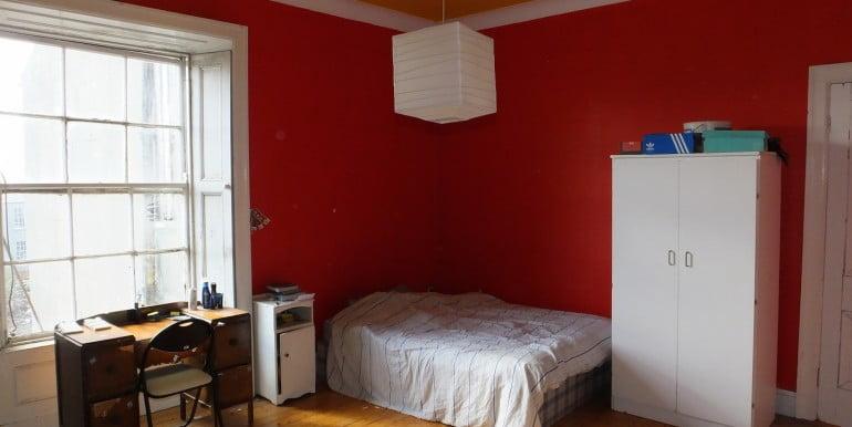 3 rd floor rear bedroom 2