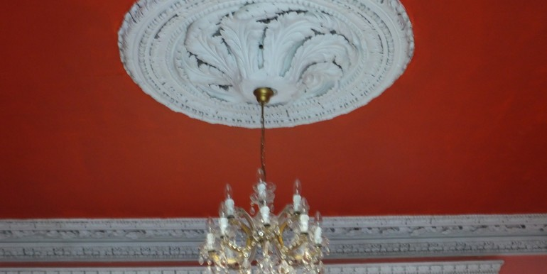 dining room ceiling rose