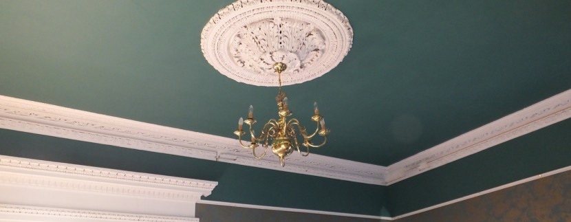 drawing room ceiling rose
