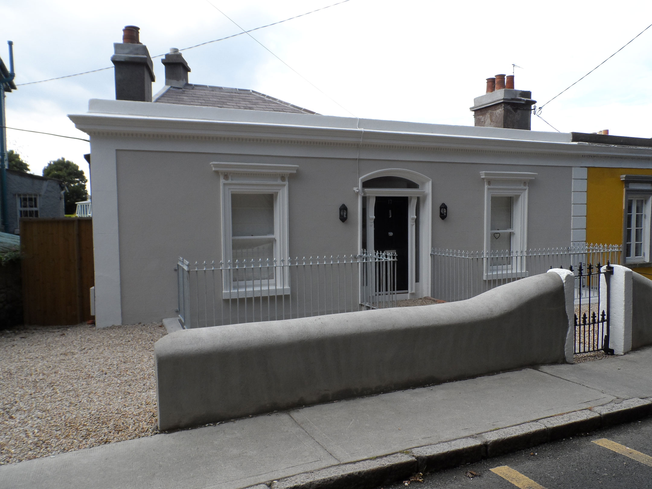 DALKEY 3 Bedroom 2.5 Bathroom Modern Victorian House