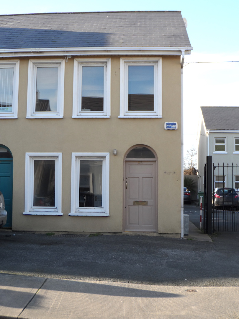 47A Patrick St, Dun Laoghaire – Own Door Office with Parking