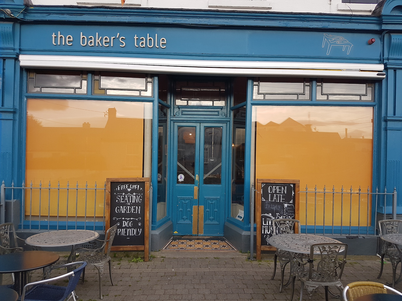 Cafe/Restaurant – Greystones, Co. Wicklow – Lease & Business SALE AGREED