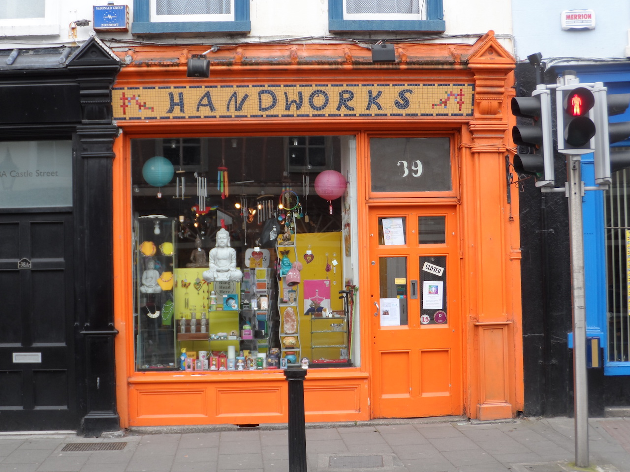 SOLD – Dalkey – Handworks, Iconic Gift & Art Supplies Shop