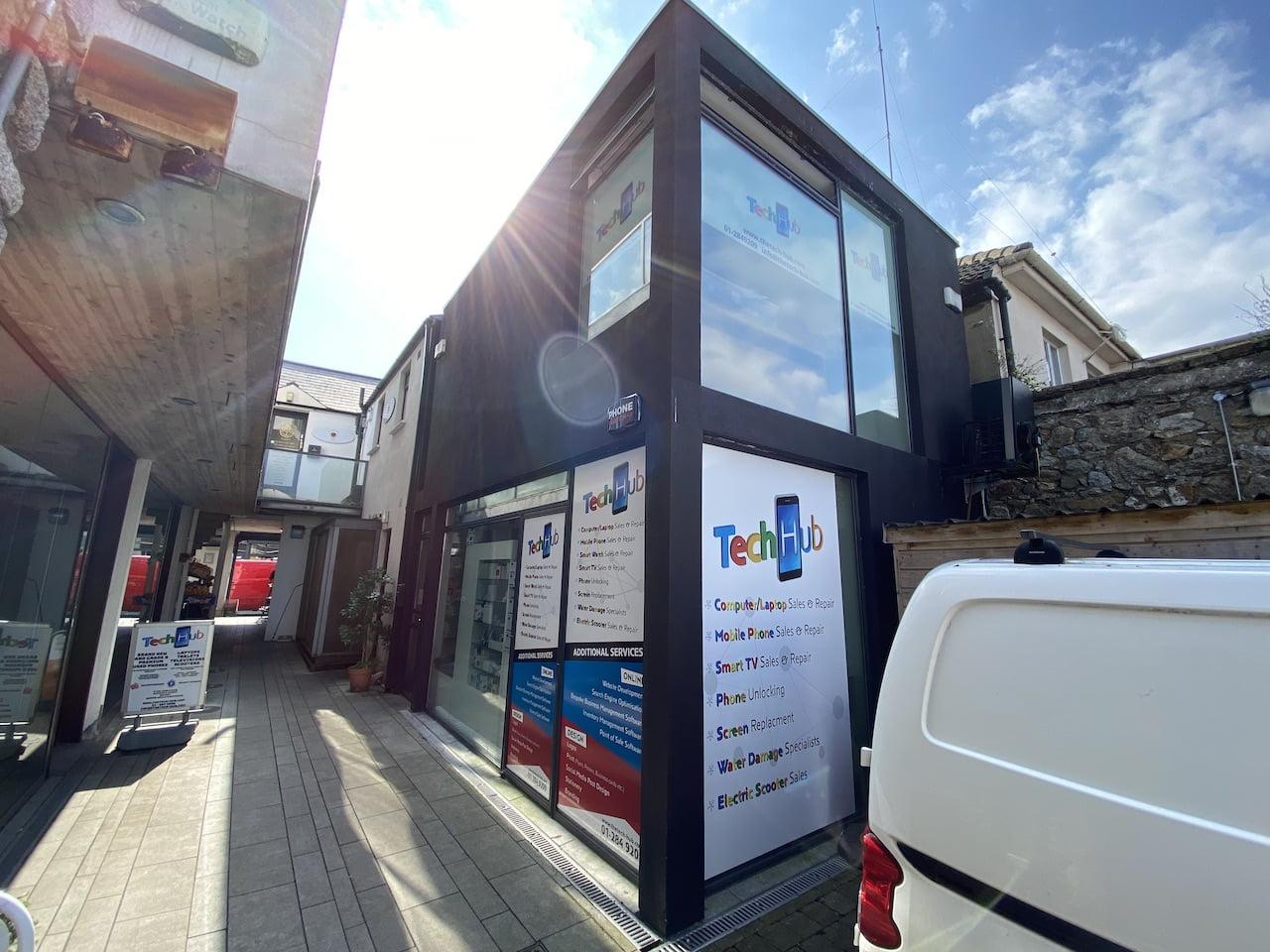 LET – Retail/Treatment Salon/Office – Dalkey Village Centre