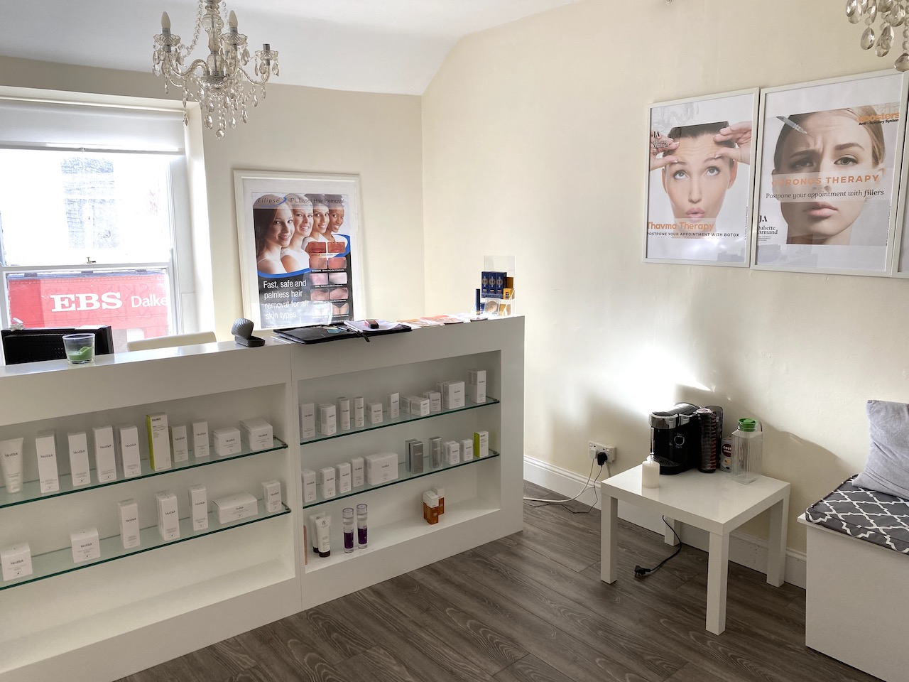 Dalkey – Salon/Consulting Rooms/Office – TO LET