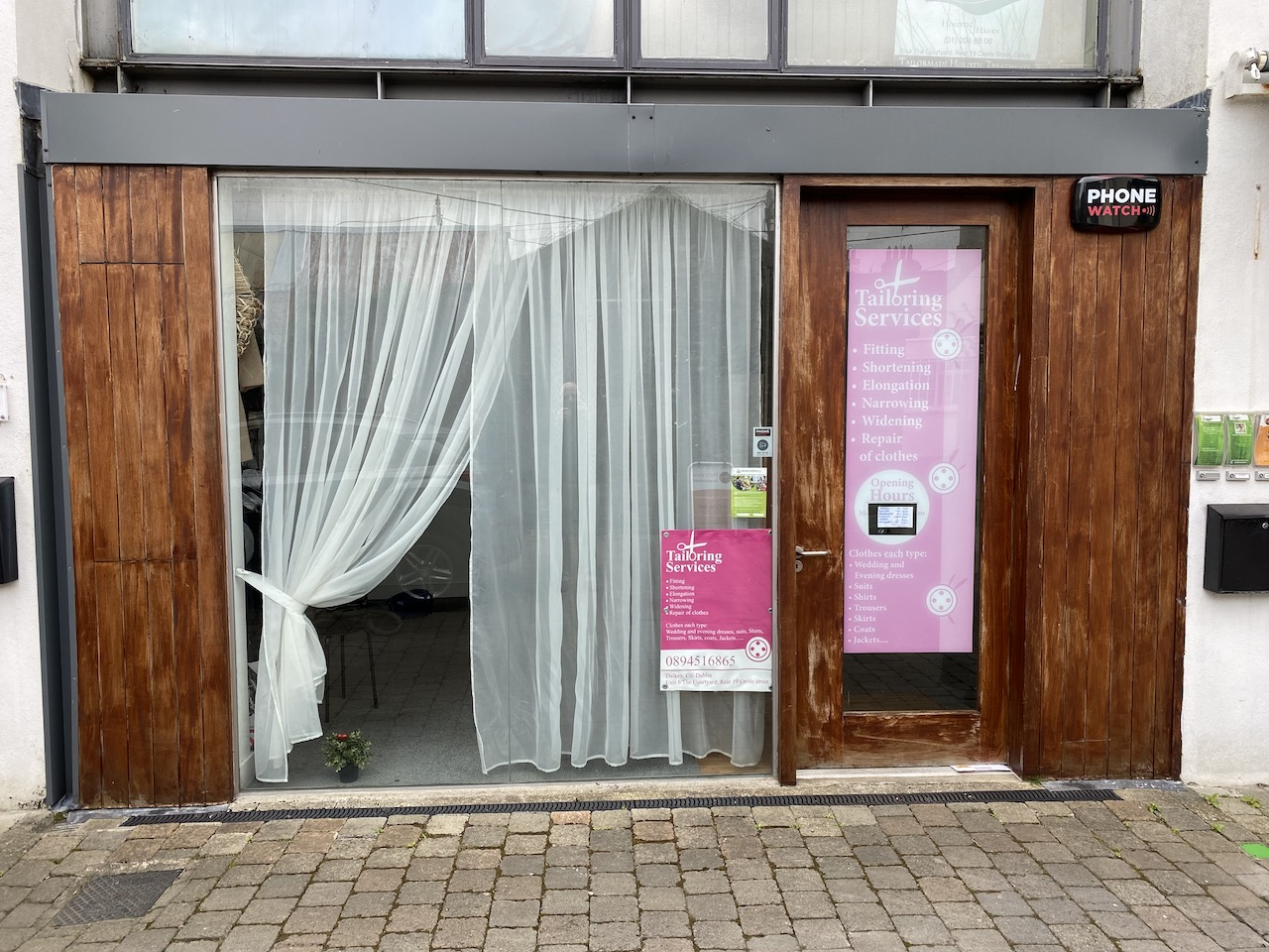 Dalkey Shop – LET