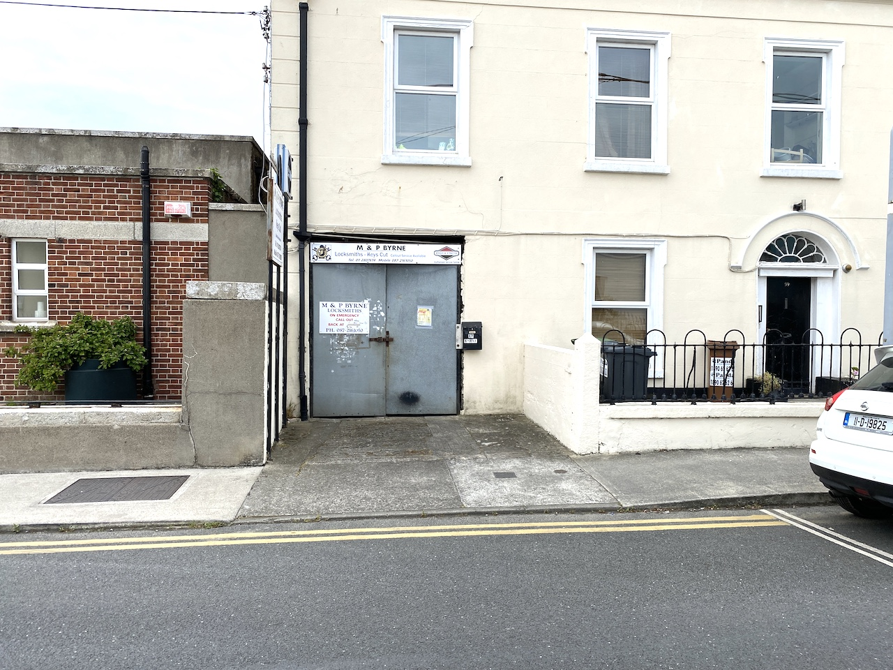 SALE AGREED – Dun Laoghaire – Workshop/Warehouse/Development Site subject to PP