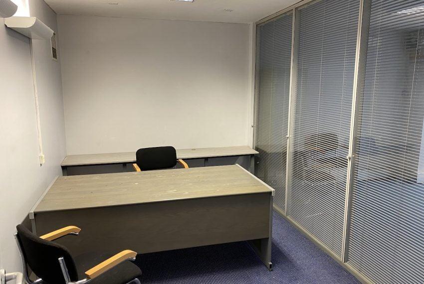 Office Own Door