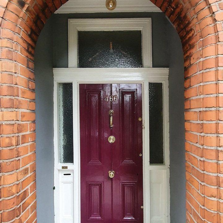 466 Front Door