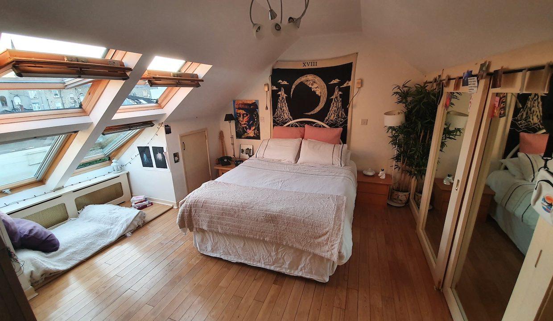 466 Loft Double Bedroom