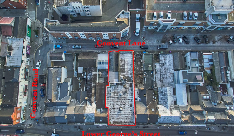 57-58 Aerial Photo a