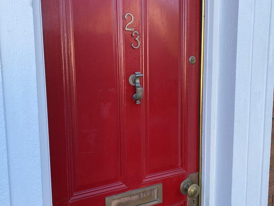 23 Front Door