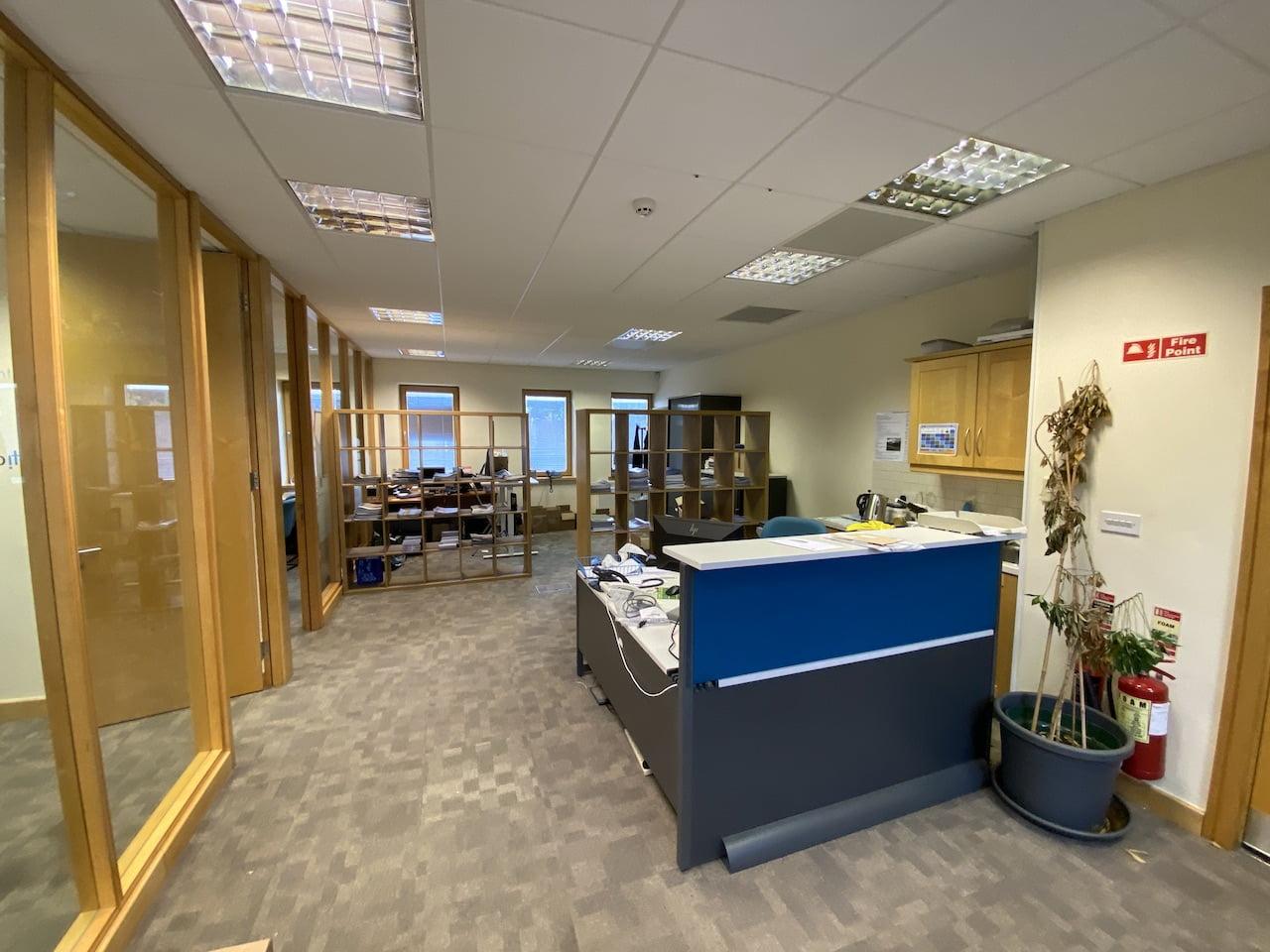 TO LET – Office in Monkstown, Co. Dublin A96 T924