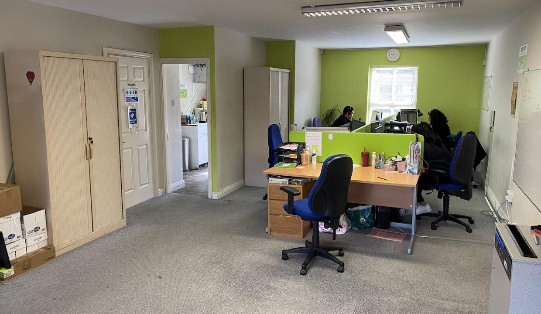 22 Open Plan Office